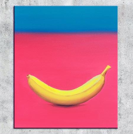 Obraz banana