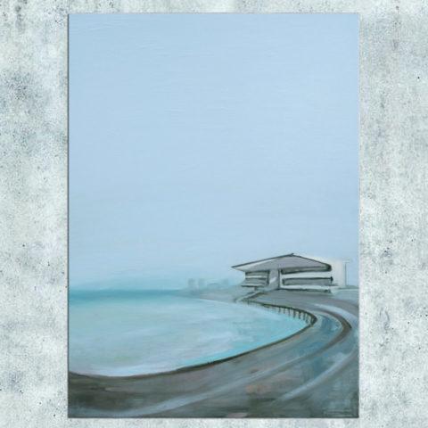 Obraz morza modernizm