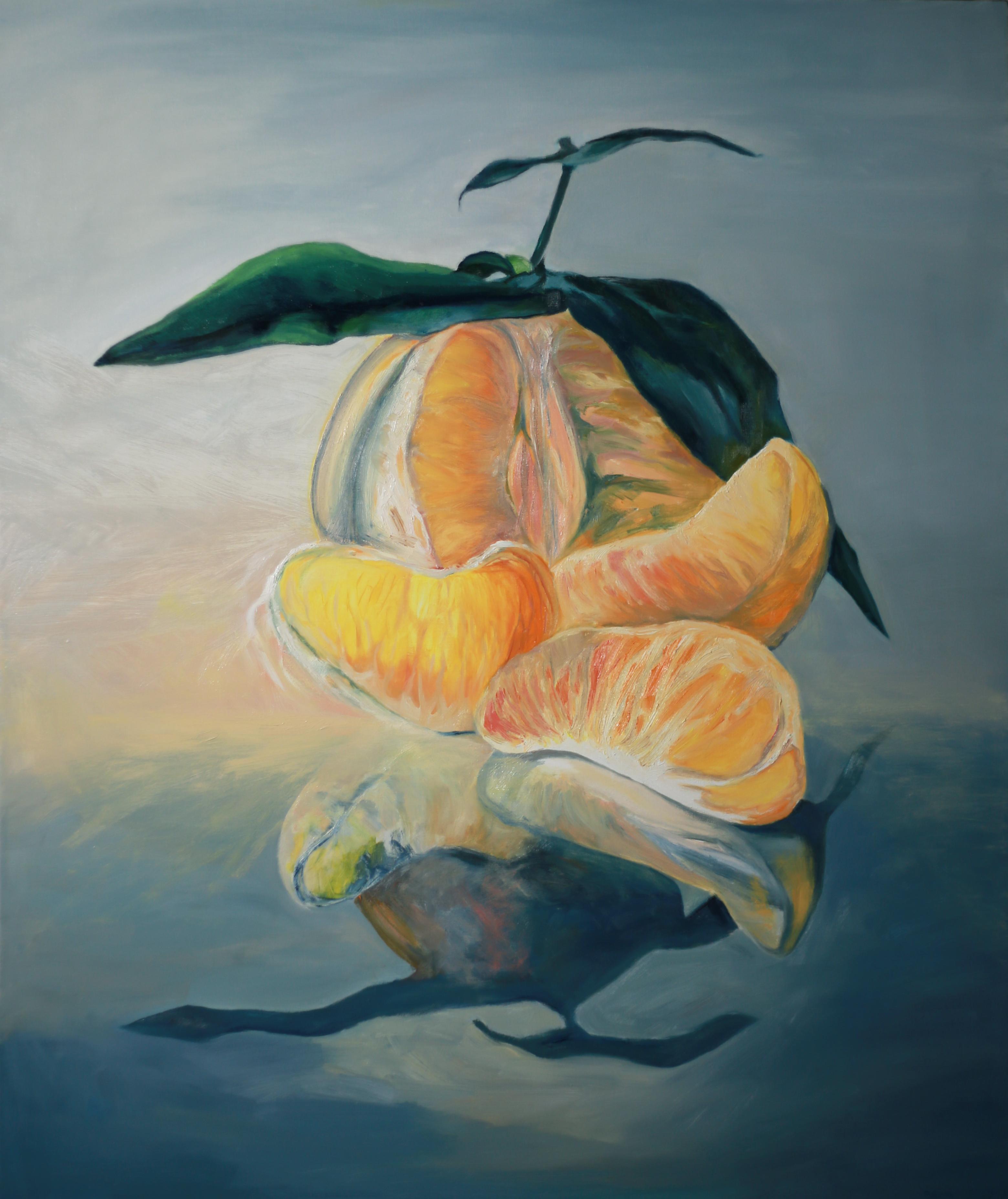 obraz pomarańczy