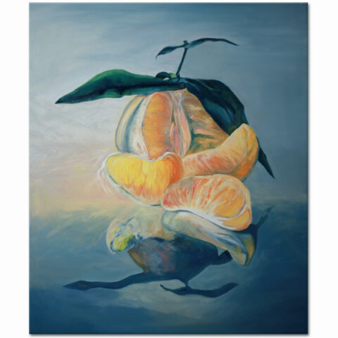 obrazy owoców