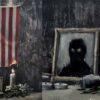 Banksy black lives matter