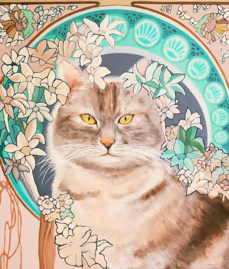 Obraz kota
